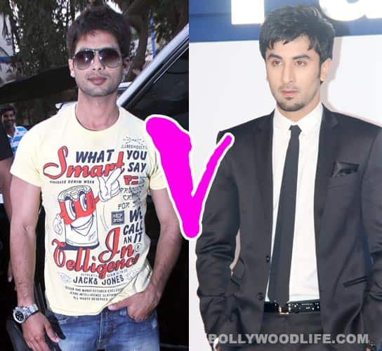 Shahid Kapoor or Ranbir Kapoor, who will be a better Chanakya?