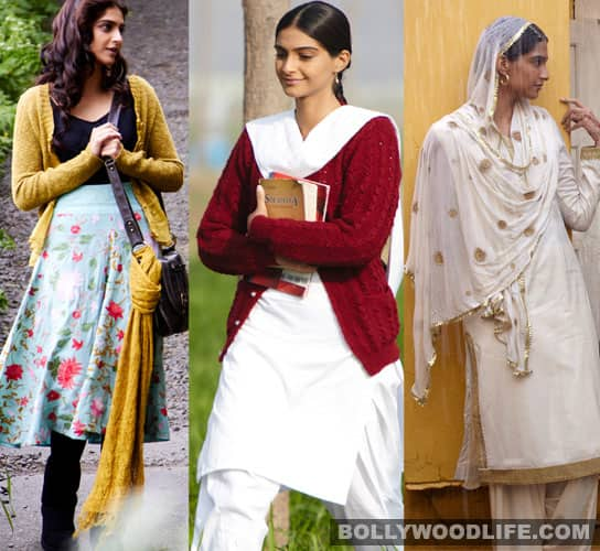 Sonam Kapoor's fashion sense goes awry in 'Mausam'