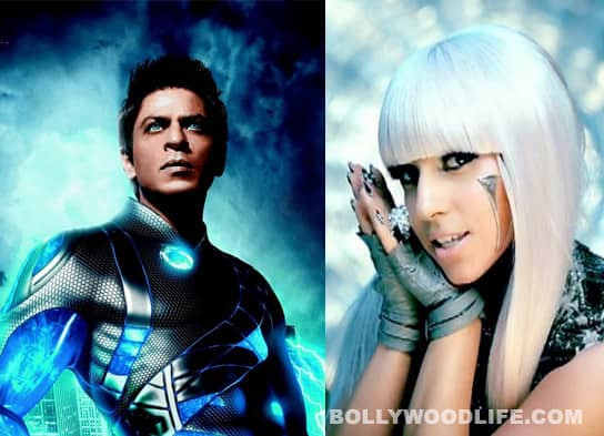 Lady Gaga may attend 'RA.One' premiere!