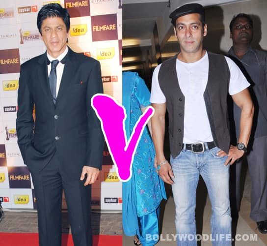 Shahrukh Khan is 'criminal'; Salman Khan is a 'good boy'