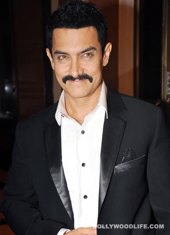 Aamir Khan: TV show is a dream come true