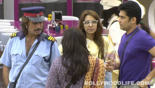 BIGG BOSS 5: Juhi Parmar takes on Amar Upadhyay