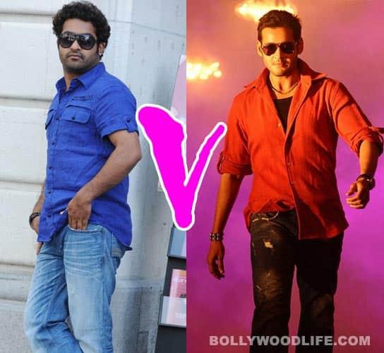 Can Jr NTR's 'Oosaravelli' beat Mahesh Babu's 'Dookudu'?