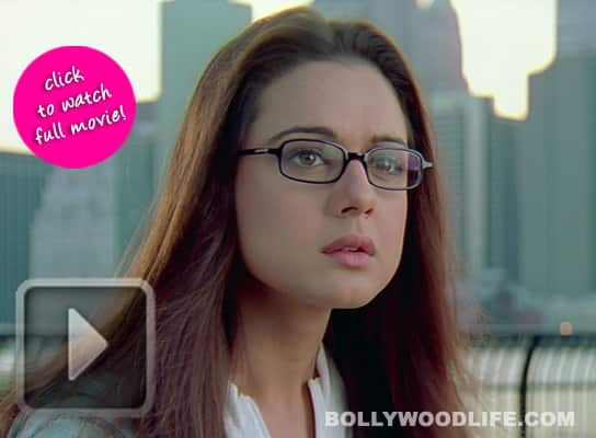 Preity Zinta replaced with body double in 'Kal Ho Naa Ho'