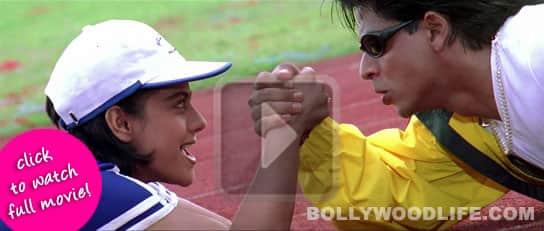 Kajol forgets Shahrukh Khan during 'Kuch Kuch HotaHai'