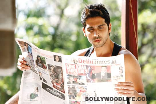 Zayed Khan of 'Main Hoon Na' is back