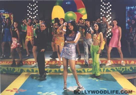 KUCH KUCH HOTA HAI: Rani Mukherjee's dress woes