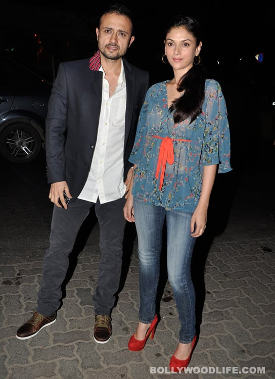 Did you know Aditi Rao Hydari and Satyadeep Mishra are married?