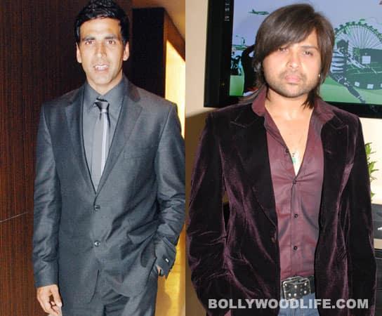Himesh Reshammiya pairs up with Akshay Kumar for 'Khiladi 786'