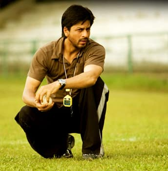 Go sporty with 'Chak De! India'