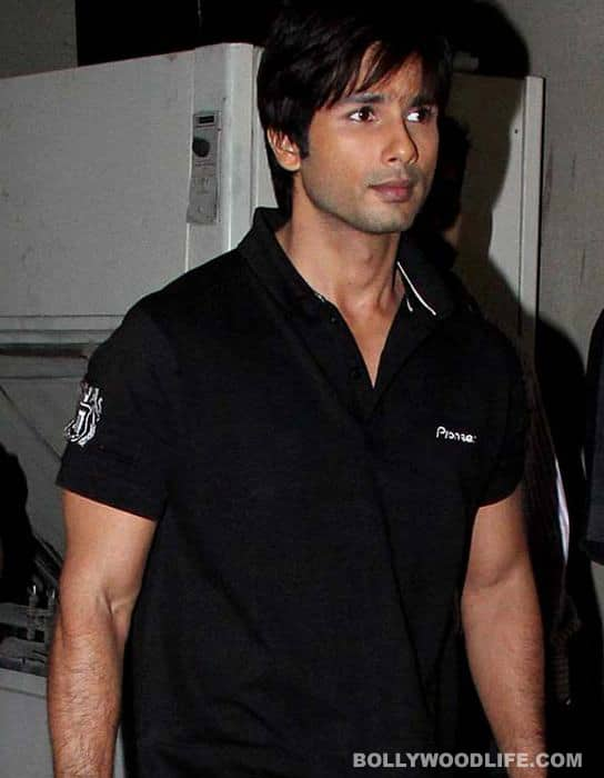 Is Shahid Kapoor losing it?