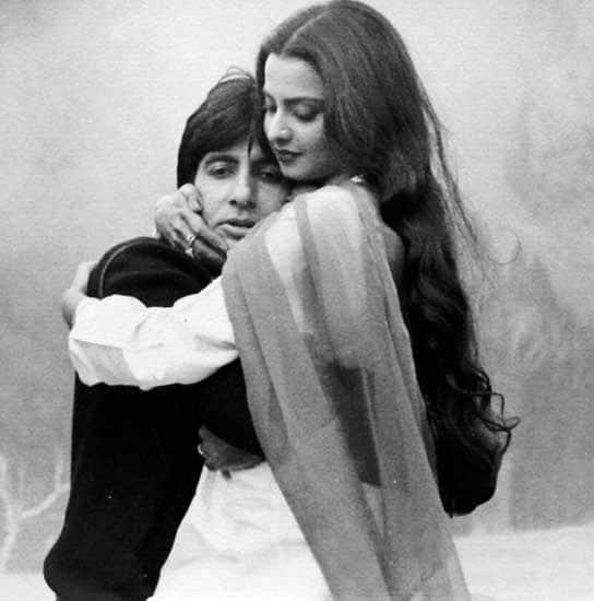 Rekha-Amitabh Bachchan: A love story?