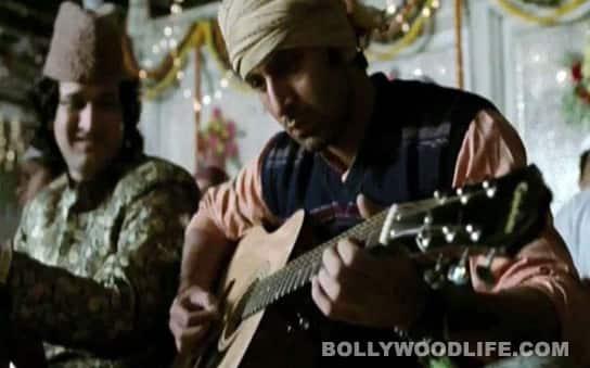 Ranbir Kapoor sings…via Mohit Chauhan
