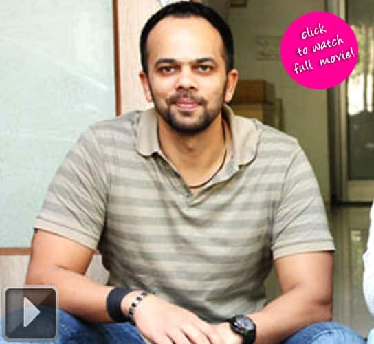 Rohit Shetty gets candid with 'Singham'