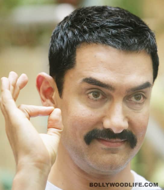 Aamir Khan's thriller 'Dhuaan' is now 'Talaash'