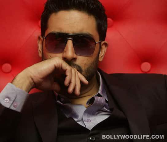Abhishek Bachchan likes his baby's new title: 'Beti B'