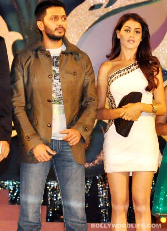 Riteish-Genelia wedding: so not true!