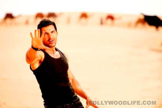 Can John Abraham be convincing as a Marathi-speaking gangster?