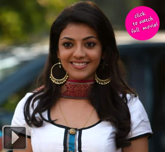 Kajal Aggarwal's obsession with white