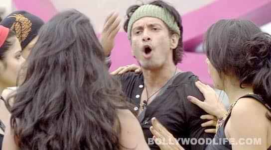 BIGG BOSS 5: Sky fights with Mahek, makes her cry