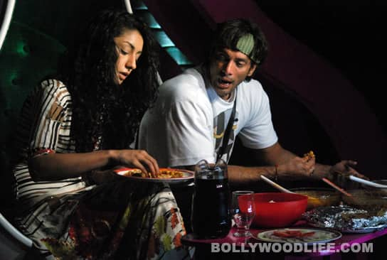 BIGG BOSS 5: Siddharth, Mahek patch up with Sky