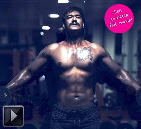 Prashant Sawant: The man behind Ajay Devgn's sculpted body in Singham