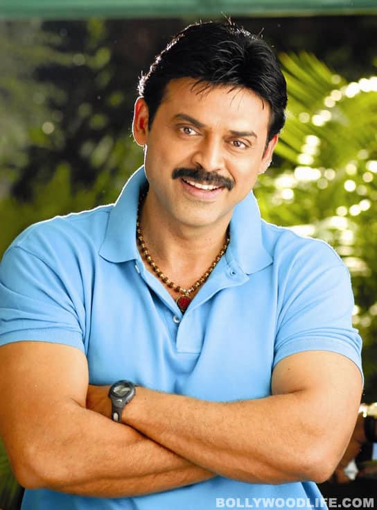 Venkatesh gets no leading ladies, thanks to Mahesh Babu