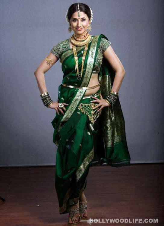Urmila Matondkar turns to Marathitelevision