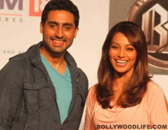 Bipasha Basu finds Abhishek Bachchan very funny