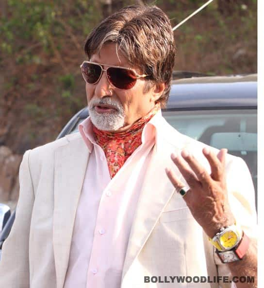 Why this kolaveri di: Amitabh Bachchan likes Aishwarya and Dhanush's new song