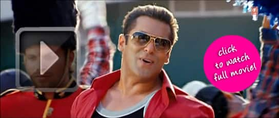 Salman Khan changes 'Ringa Ringa' to 'Dhinkachika'