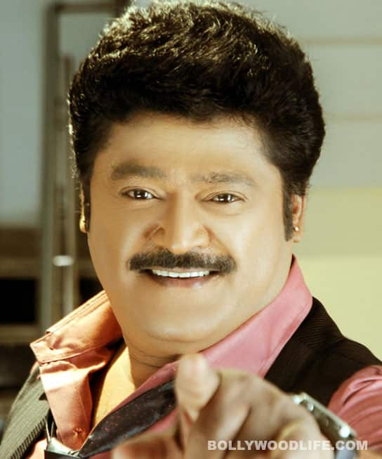 Veteran actor Jaggesh is angry with Kannada film industry
