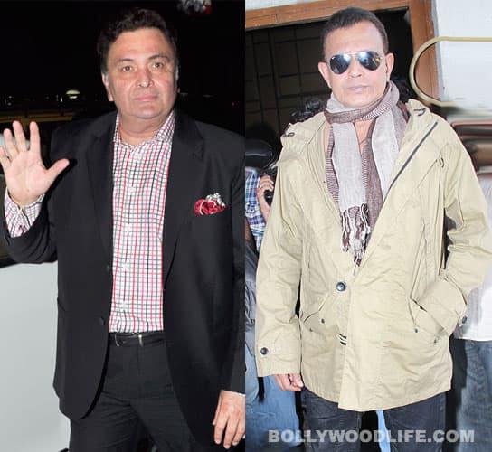 Rishi Kapoor and Mithun Chakraborty shake a leg for 'Housefull 2'