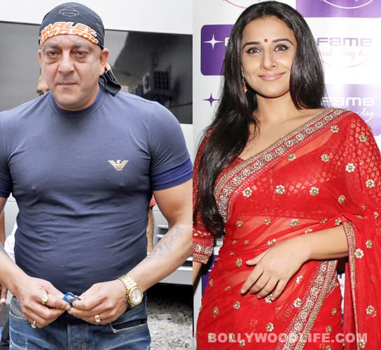 Sanjay Dutt is one of the most humble superstars of B-town: Vidya Balan