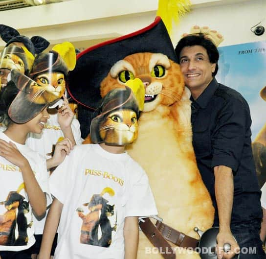 Shiamak Davar: Puss in Boots is gorgeous and spiritual