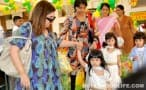 Farah Khan teaches her son Czar Big B's dialogues