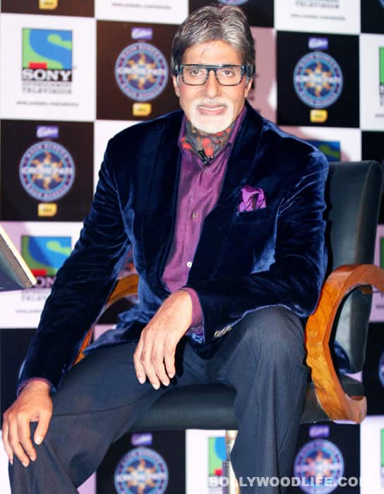 KBC 5: Amitabh Bachchan, who is the 'common' man?