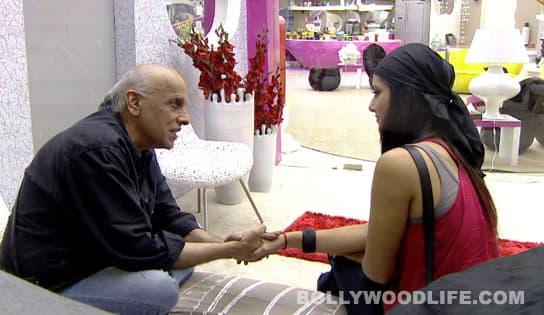 BIGG BOSS 5: Sunny Leone opens up to Mahesh Bhatt