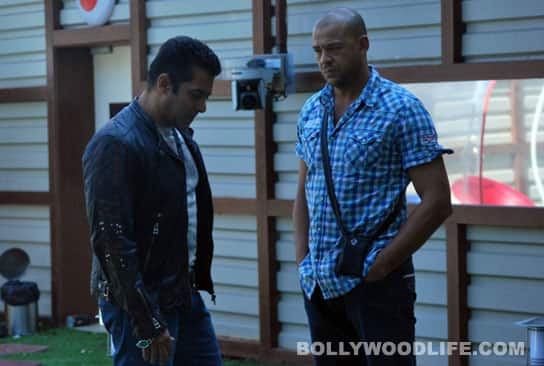BIGG BOSS 5: Salman Khan enters the house!