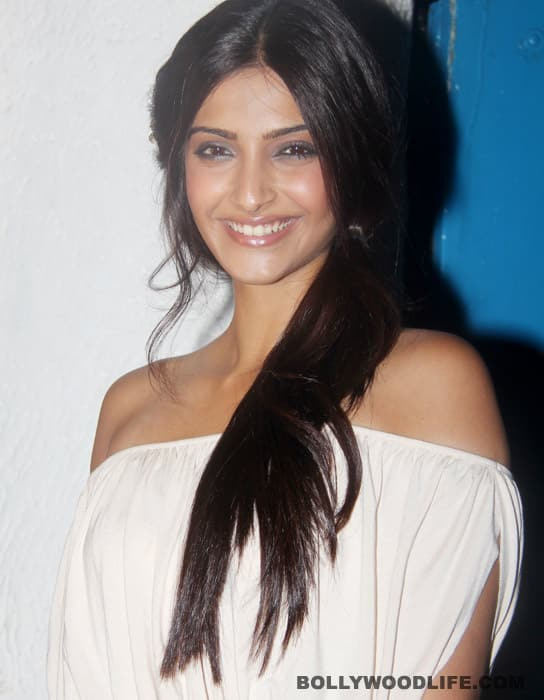 Sonam Kapoor: I like pretty clothes, so what?