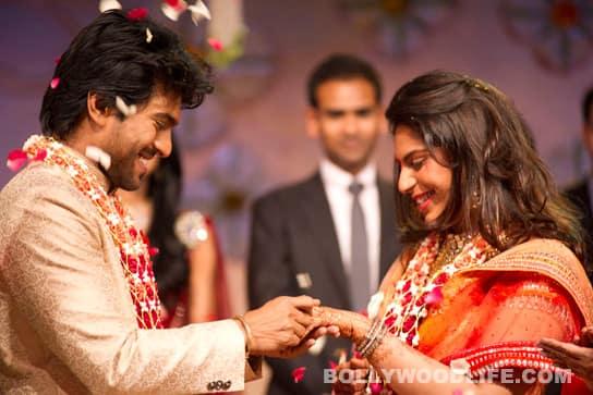 Chiranjeevi S Son Ram Charan Teja Has A Lavish Engagement On Live