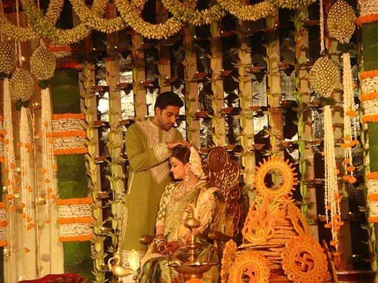 Aishwarya Rai Bachchan's baby shower pictures!