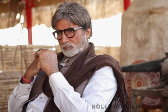 Amitabh Bachchan was secretive about 'Aarakshan'