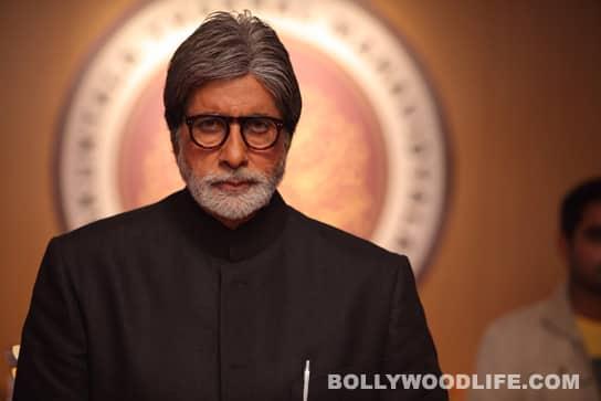 Amitabh Bachchan puts Priyanka Chopra in her place!