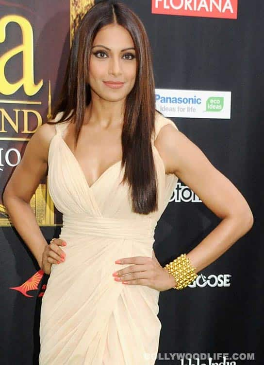 Bipasha Basu will not kiss!
