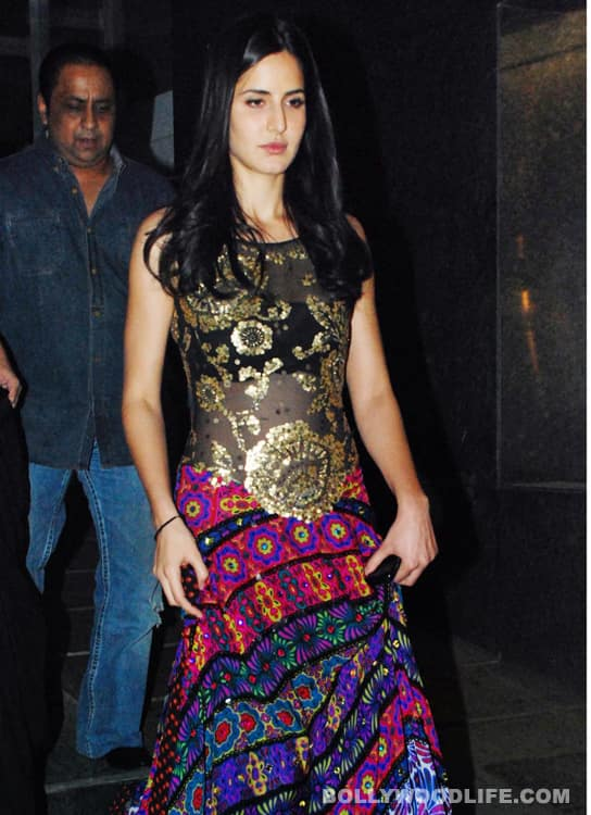Why is Katrina Kaif such a confused mess?