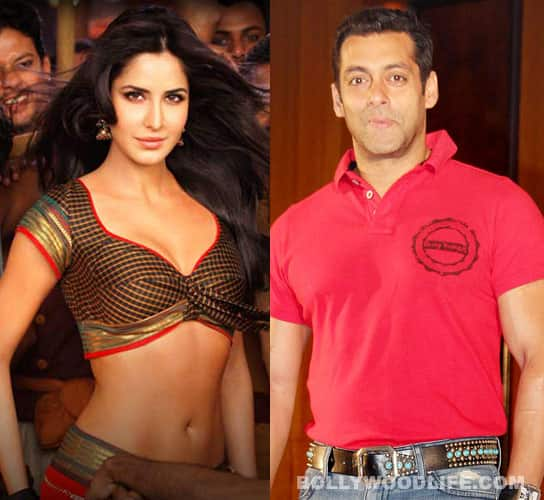 What does Salman Khan have to say about Katrina Kaif's 'Chikni Chameli'?