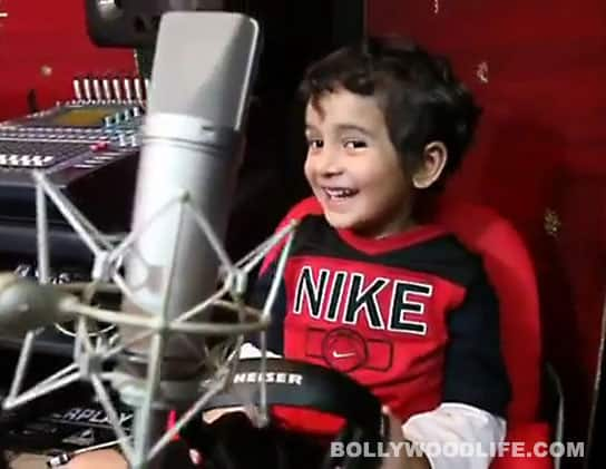 Sonu Niigaam wants Nevaan to take it easy