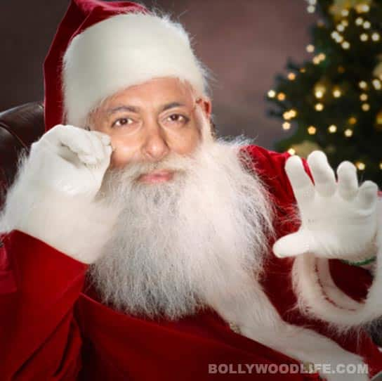 Who is Bollywood's best Santa Claus?