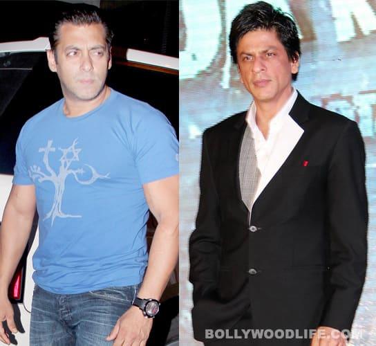 Shahrukh Khan takes over Salman's 'Bajirao Mastani'?